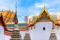 Royal Grand Palace in Bangkok, Asia Thailand Stock Photography