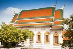 Royal grand palace in Bangkok Royalty Free Stock Image
