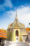 Royal grand palace in Bangkok Royalty Free Stock Photography