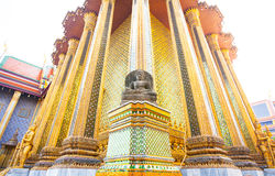Royal grand palace in Bangkok Royalty Free Stock Image