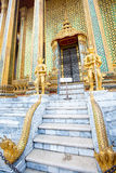 Royal grand palace in Bangkok Royalty Free Stock Photos