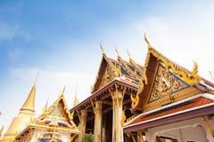 Royal grand palace in Bangkok Stock Photography