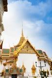 Royal grand palace in Bangkok Stock Images