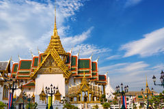 Royal Grand Palace in Bangkok Royalty Free Stock Photo