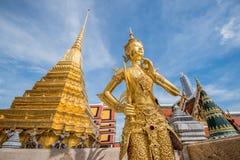 Royal grand palace in Bangkok Stock Photo