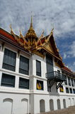 Royal grand palace bangkok thailand Royalty Free Stock Image