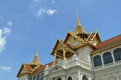 Royal grand palace bangkok thailand Stock Photography