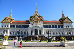 The Royal Grand Palace, Bangkok, Thailand Stock Photos