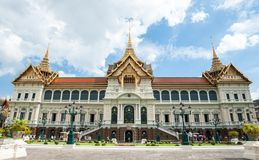 Royal Grand Palace in Bangkok, Thailand Royalty Free Stock Image