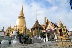 The royal grand palace Stock Image