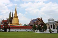 Royal grand palace in Bangkok, Royalty Free Stock Image