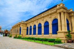 Royal Grand Palace in Bangkok, Thailand Royalty Free Stock Image