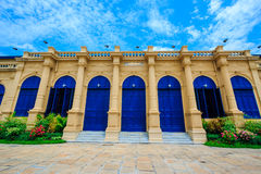 Royal Grand Palace in Bangkok, Thailand Royalty Free Stock Photo
