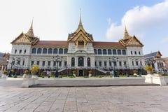 Royal grand palace Royalty Free Stock Image