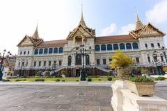 Royal grand palace Royalty Free Stock Photos
