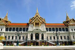 Royal Grand palace Bangkok, Thailand Royalty Free Stock Image