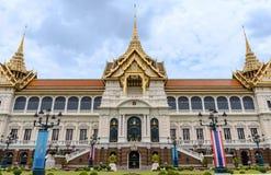 Royal grand palace in Bangkok, Thailand Stock Image