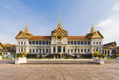 The Royal Grand Palace in Bangkok, Thailand Royalty Free Stock Photos