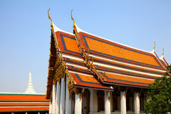 Royal grand palace Stock Photos