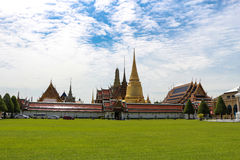 Royal Grand Palace Stock Images