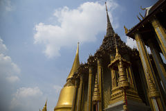 Royal Grand Palace stock photography