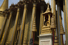 Royal Grand Palace stock image