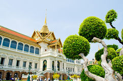 The Royal Grand Palace , Thailand. Stock Photos