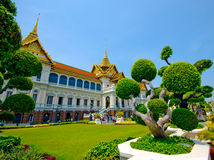 The Royal Grand Palace , Thailand. Stock Photography