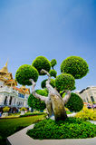 The Royal Grand Palace , Thailand. Stock Image