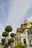 The Royal Grand Palace (Wat Phra Kaew). In Bangkok, Thailan Stock Images