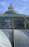 Royal Greenhouse Laeken Stock Photos