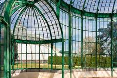 Royal Greenhouse of Laeken Stock Photo
