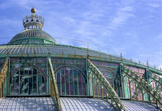 Royal Greenhouse Laeken, Belgium Stock Image