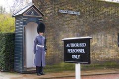 Royal guard Stock Images
