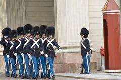 Royal guard Royalty Free Stock Photos