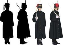 Royal Guard Royalty Free Stock Image
