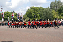 The Royal Guard Royalty Free Stock Images