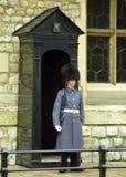 Royal guard, London, England Stock Photography