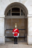 Royal Guard in London Royalty Free Stock Images