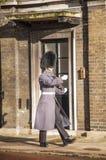 Royal guard Royalty Free Stock Photography