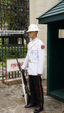 Royal Guard of Thailand. Royalty Free Stock Photography