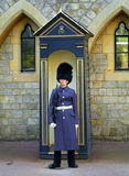 Royal guard, Windsor, England Stock Photos