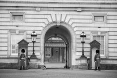 Royal Guards  Royalty Free Stock Image