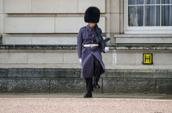 London royal guards Royalty Free Stock Image