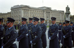 Royal guards, London, England Royalty Free Stock Images
