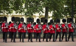 Royal Guards, London Stock Photography