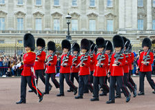 The Royal Guards, London Stock Photos