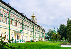 Royal Halls. Trinity-Sergius Lavra. Sergiev Posad. Moscow region Royalty Free Stock Photography