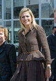 Royal Highness Princess Maxima Royalty Free Stock Photos
