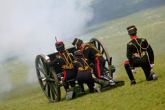 The Royal Horse Artillery Stock Images